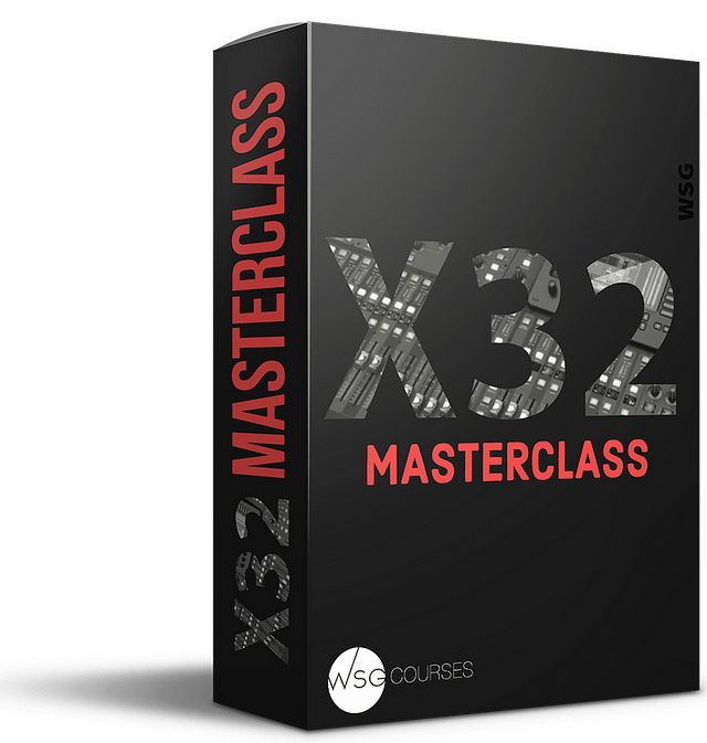 X-32 Masterclass Box